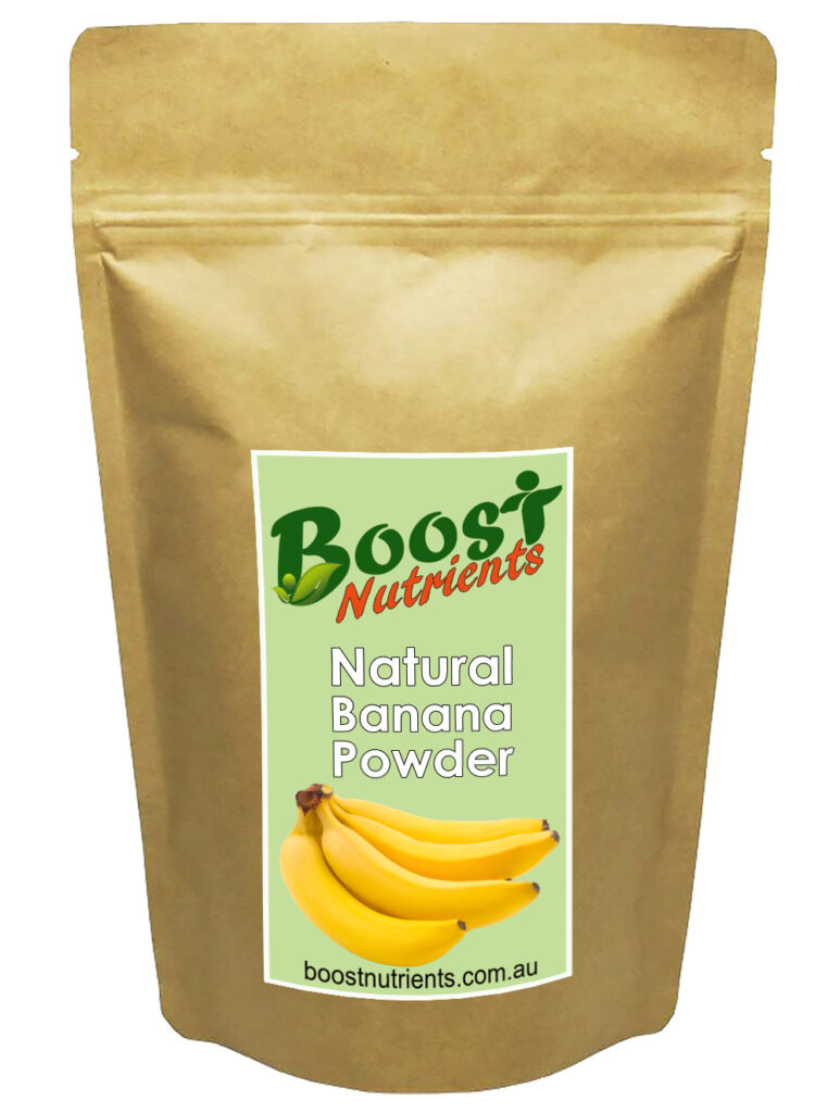 Boost Nutrients - Smoothie Powders Banana