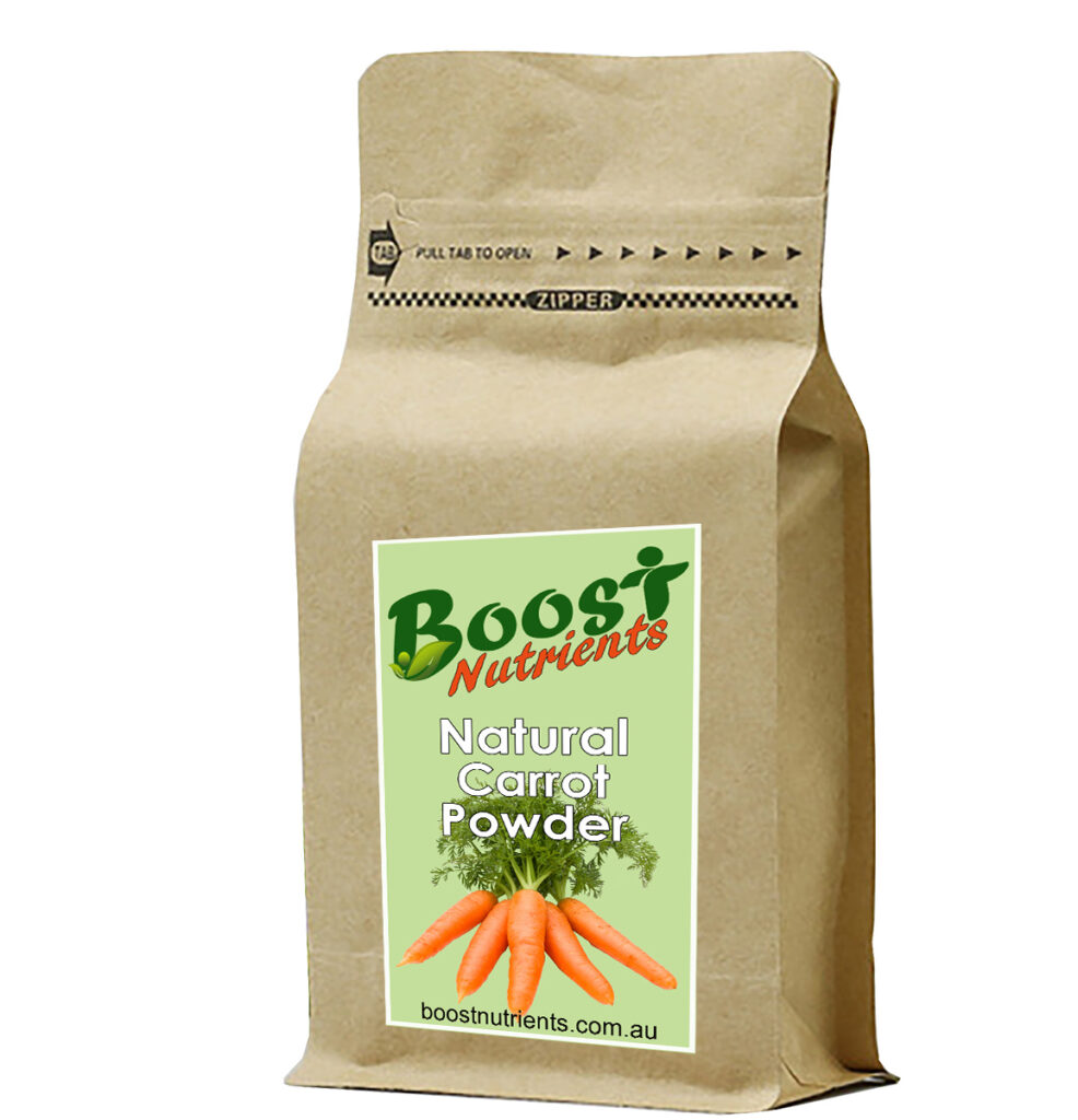 Carrot Powder 500g