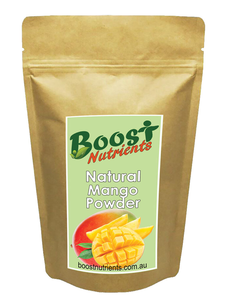 Boost Nutrients - Smoothie Powders Mango Powder 100g