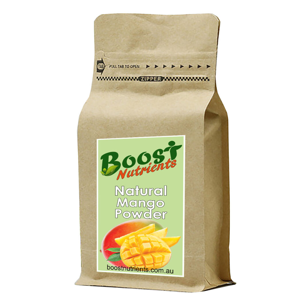 Boost Nutrients - Smoothie Powders Mango
