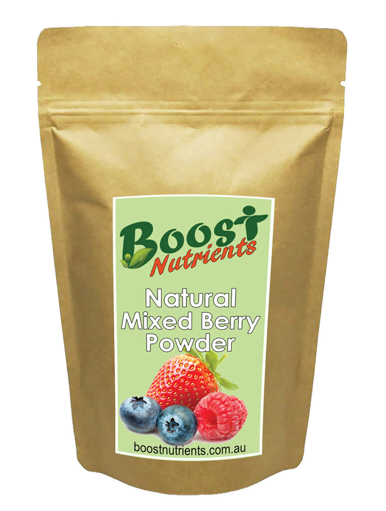 Boost Nutrients - Smoothie Powders Mixed Berry Powder 100g