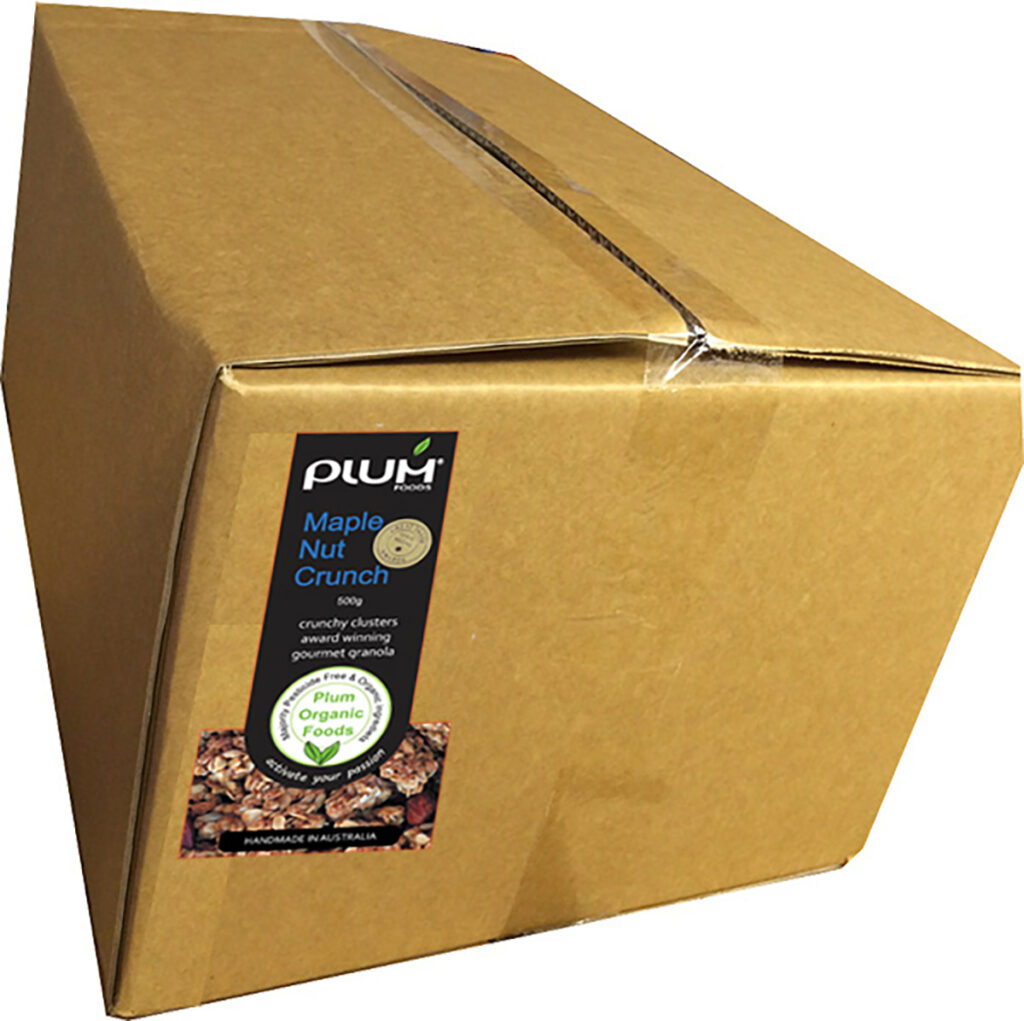 Maple Nut Crunch 9kg Catering Pack