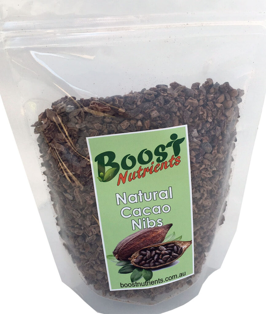 Raw Cacao Nibs 500g