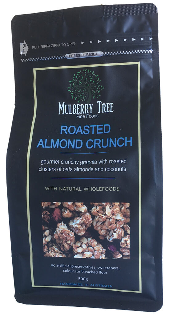 Roasted Almond Crunch 500g